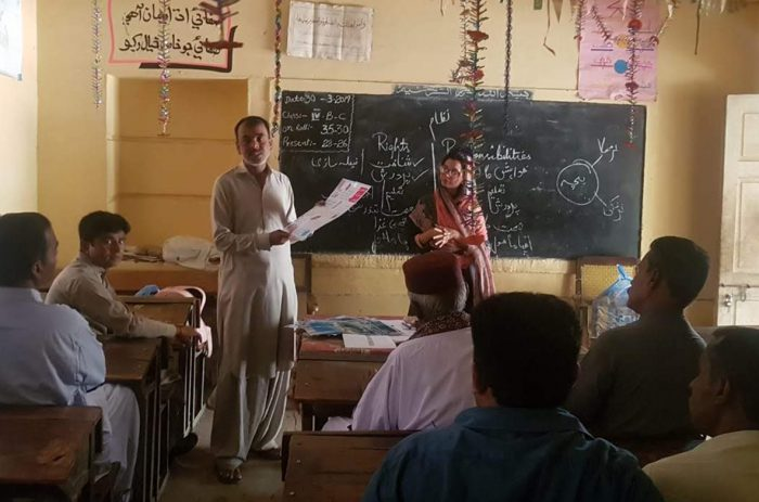 Sindh   Places   Community World Service Asia